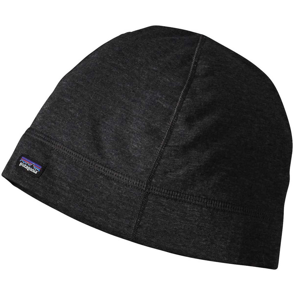 Patagonia Black Capilene Thermal Weight Scull Cap bbea1342b0a6