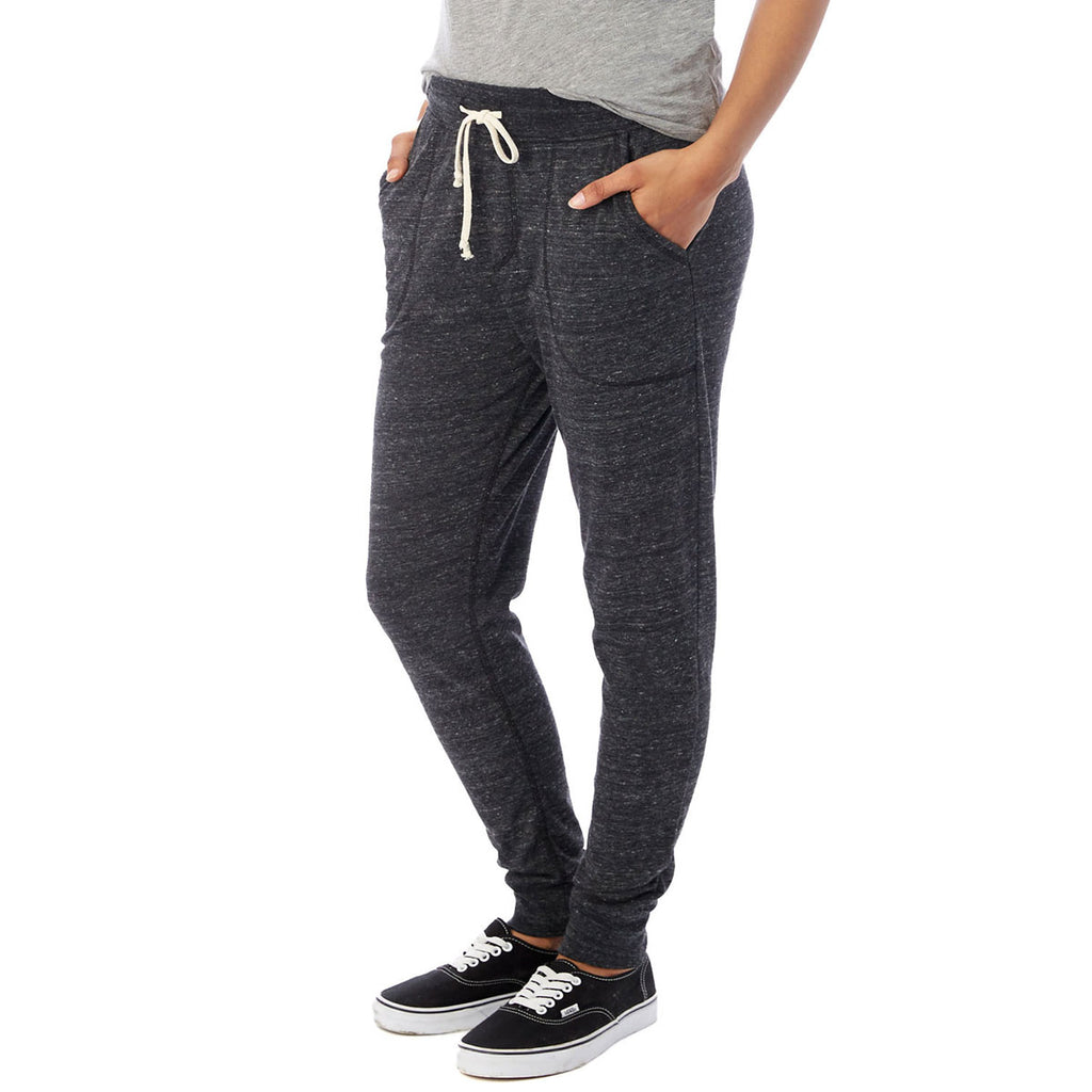 Alternative Women's Eco Black Classic Jogger