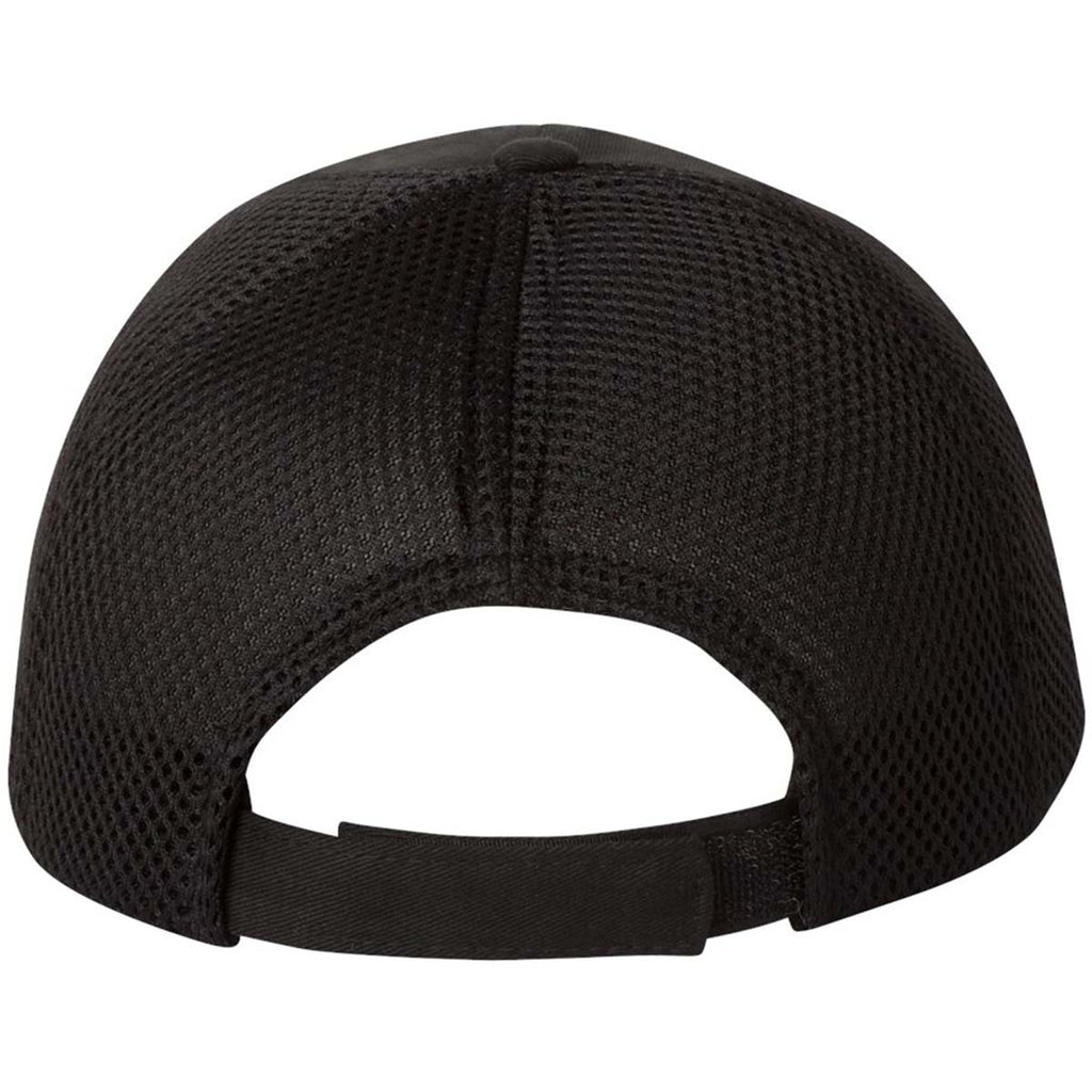 Sportsman Black Spacer Mesh Cap