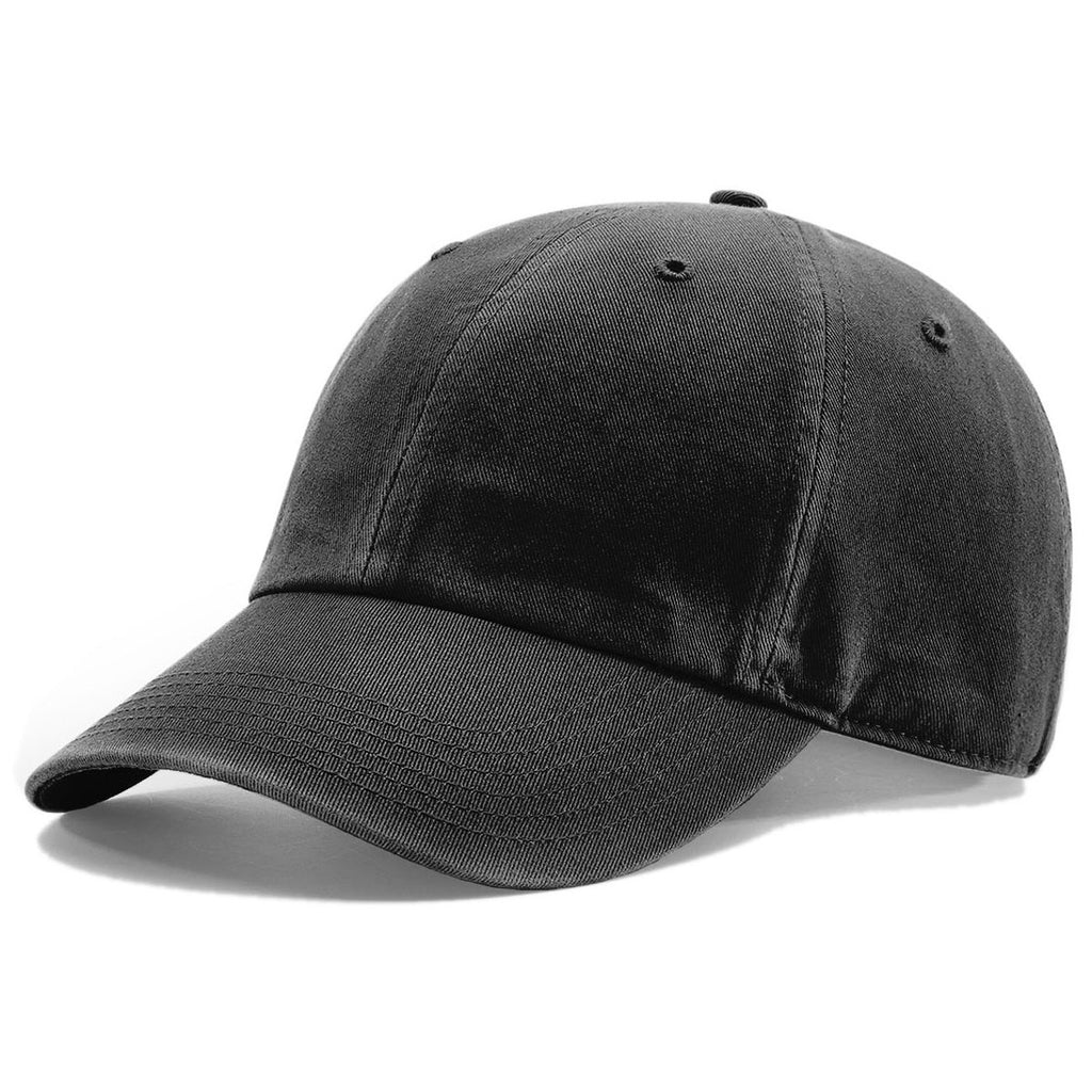 260aa627371 Richardson Black Pigment Dyed Hat. ADD YOUR LOGO