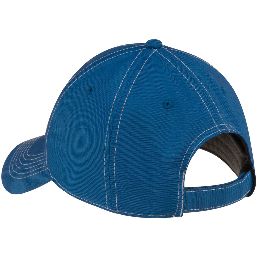 Nike Royal Blue Swoosh Front Cap