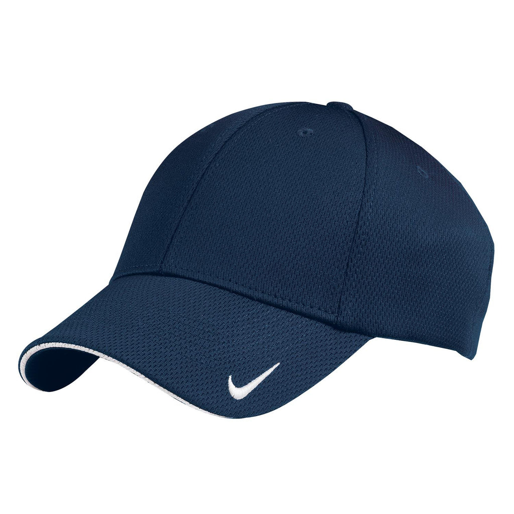 wholesale dealer b156d 35547 ... france nike golf navy dri fit mesh flex cap 6fce1 b5711