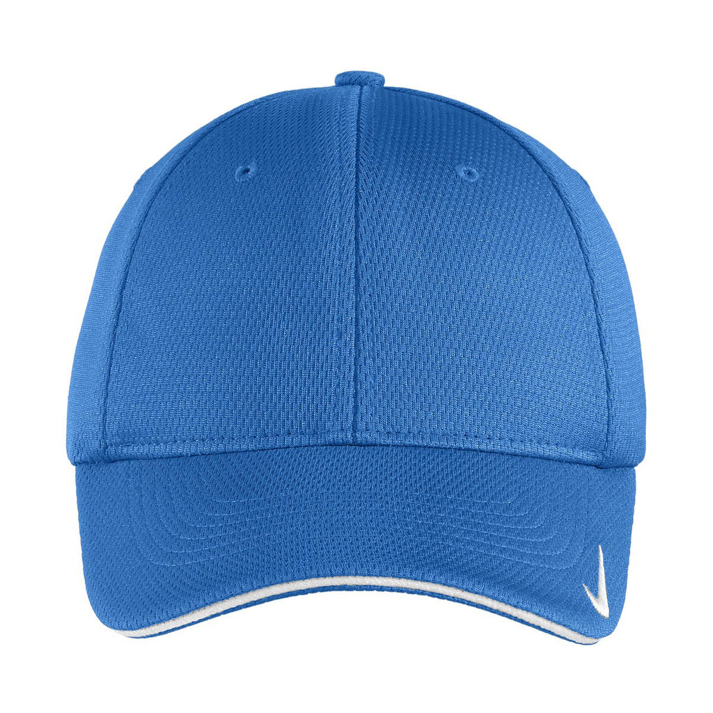 Nike Pacific Blue Dri-FIT Mesh Flex Cap