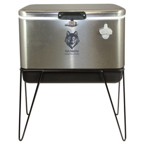 Coleman Stainless Steal 54 Quart Stainless Steel Party Cooler