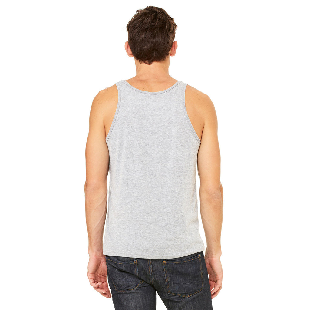 Bella + Canvas Unisex Athletic Heather Jersey Tank Top