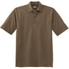 nike-brown-diamond-polo