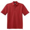 nike-red-diamond-polo