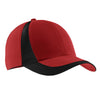 nike-red-colorblock-cap