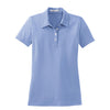 nike-womens-light-blue-diamond-polo