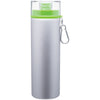 38582-h2go-green-trek-silver-bottle