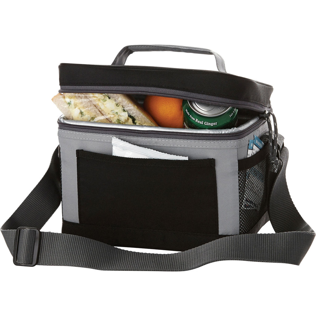 Arctic Zone Grey Heritage 6 Can Lunch Cooler