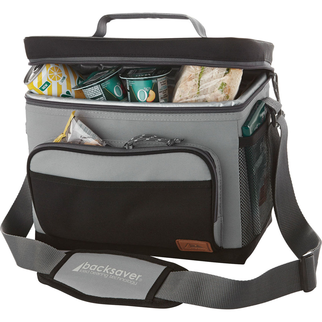 Arctic Zone Grey Heritage 12 Can Cooler