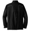 Nike Golf Men's Black/Dark Grey Quarter Zip Wind Jacket