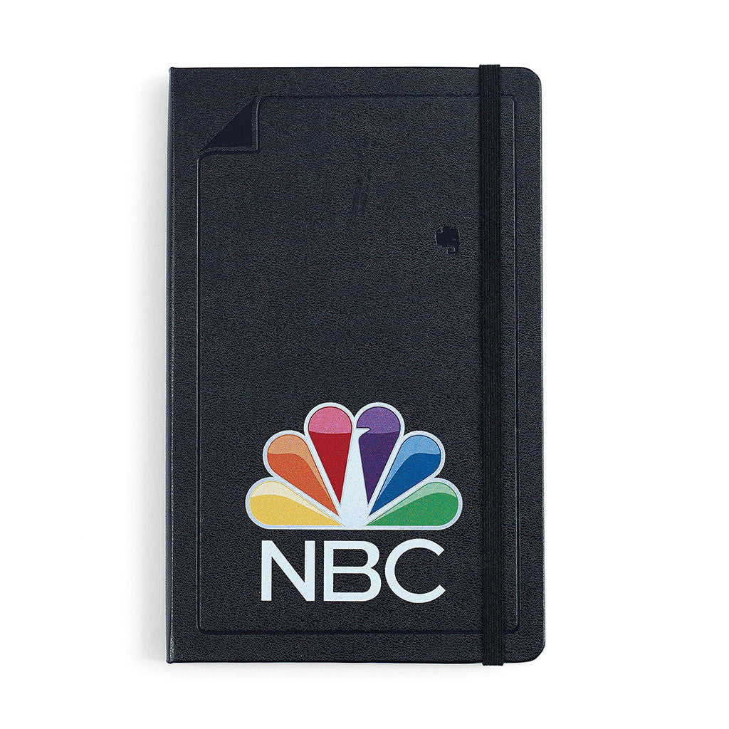 "Moleskine Black Evernote Ruled Notebook (5"" x 8.25"")"