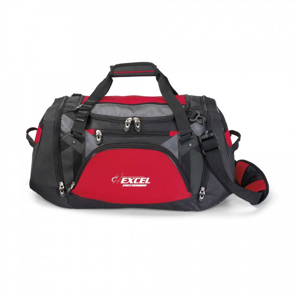Vertex Red Tech Duffel
