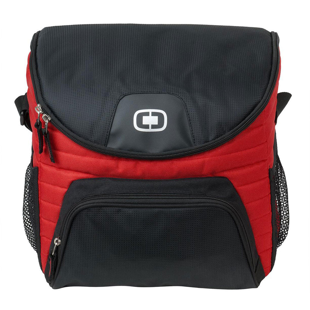 OGIO Red 18-24 Can Cooler
