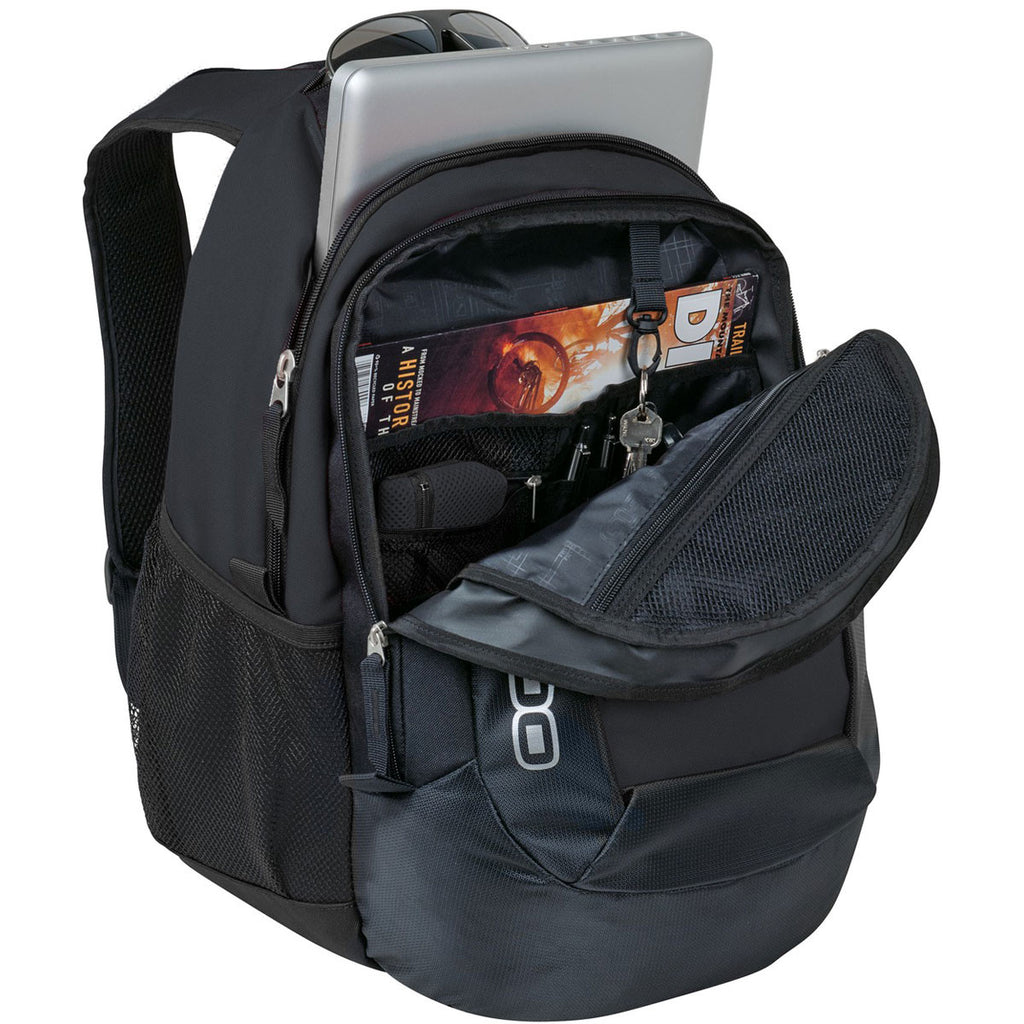 OGIO Black Rogue Backpack
