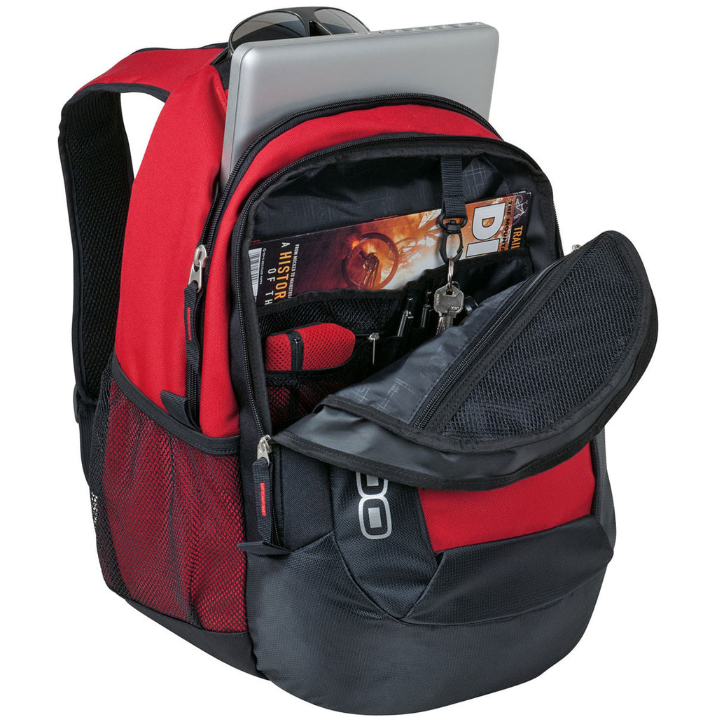 OGIO Red Rogue Backpack
