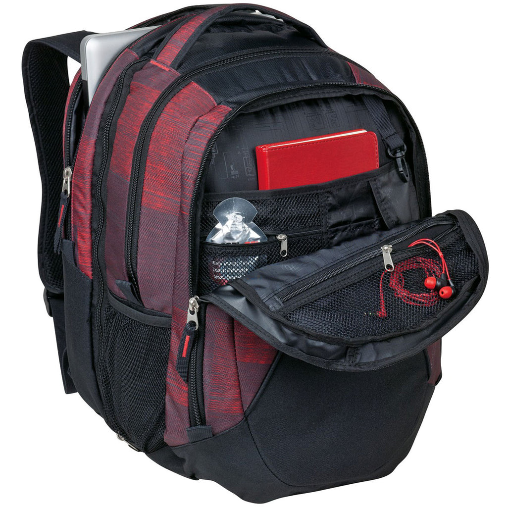 OGIO Red/Charcoal Juggernaut Backpack