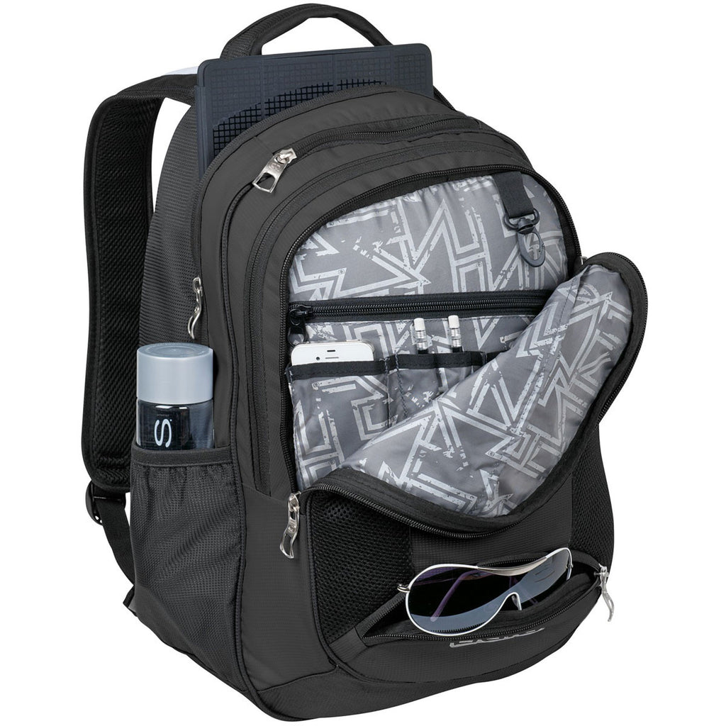 OGIO Black Bullion Backpack