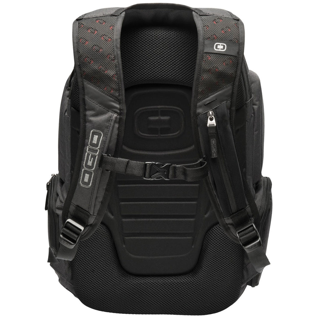 OGIO Black Pindot Surge RSS Pack