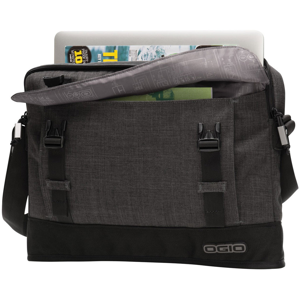 OGIO Apex 15 Heather Grey Slim Case