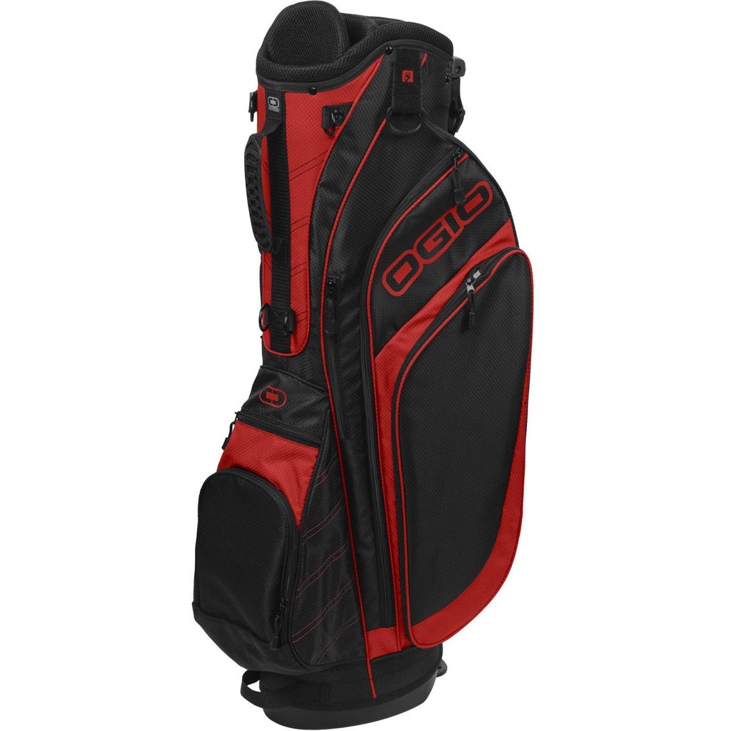 OGIO Red XL Stand Golf Bag