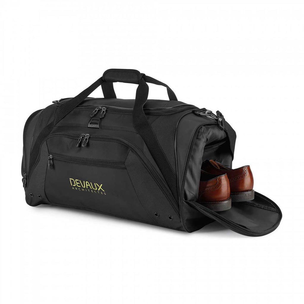 Vertex Black Renegade Travel Bag