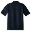 Nike Men's Navy Elite Dri-FIT S/S Ottoman Polo