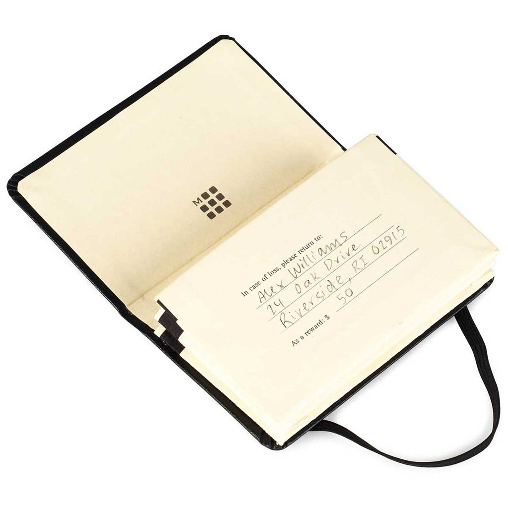 Moleskine Black Business Card Holder