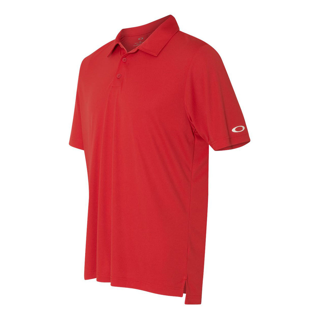 Oakley Men's Red Line Performance Sport Polo