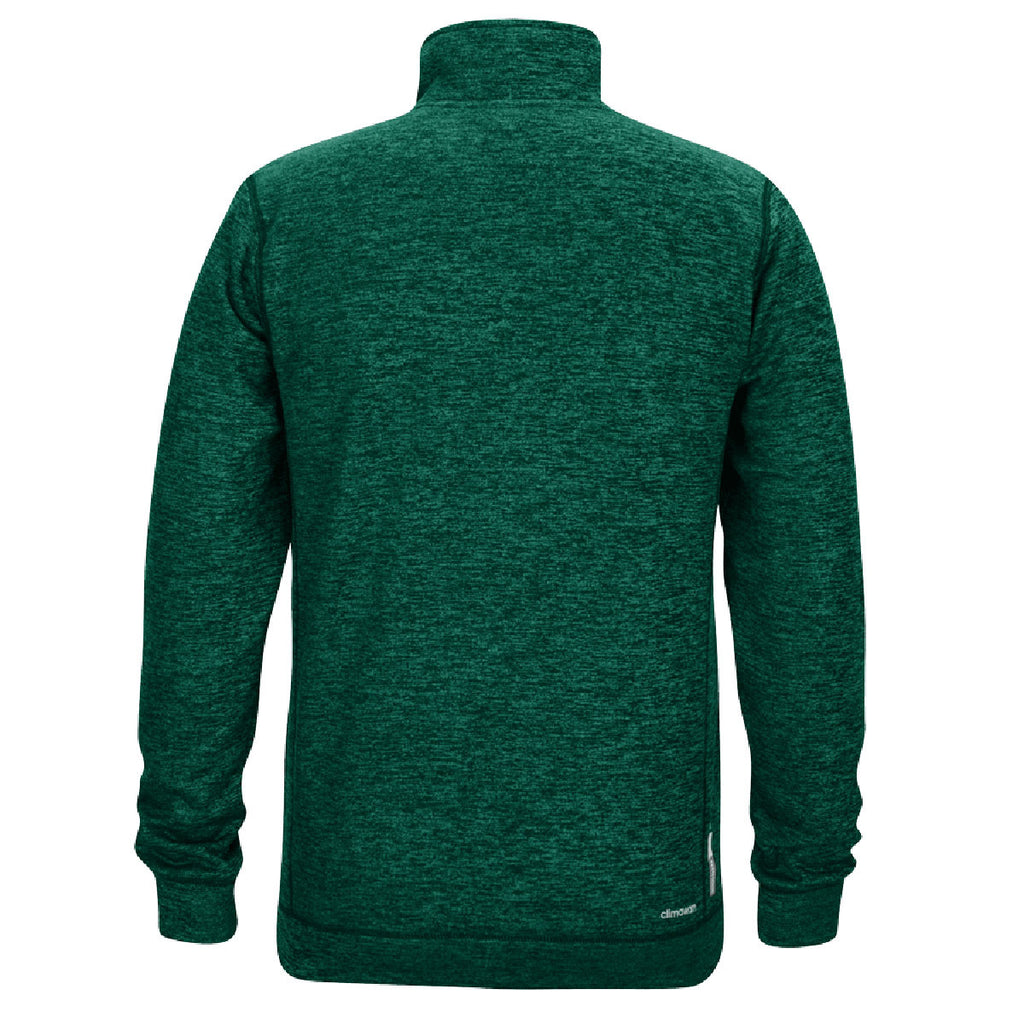 adidas Men's Dark Green Climawarm Team Issue 1/4 Zip