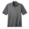 nike-black-heather-polo