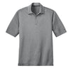 nike-grey-heather-polo