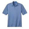 nike-blue-heather-polo