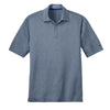 nike-navy-heather-polo