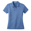 nike-womens-blue-heather-polo