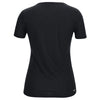 adidas Women's Black Climalite Ultimate Short Sleeve Tee