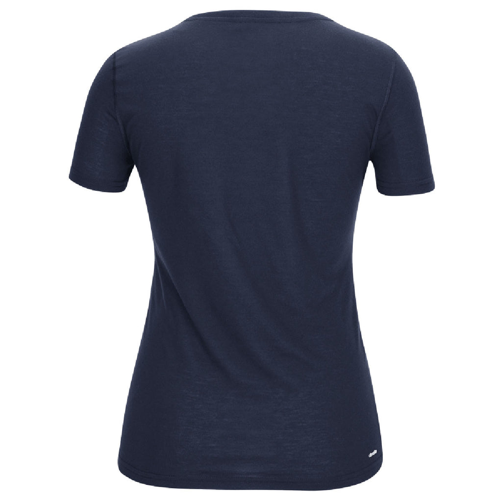 adidas Women's Navy Climalite Ultimate Short Sleeve Tee