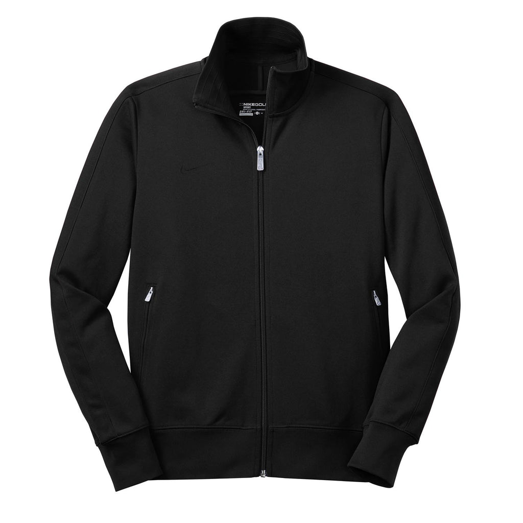 Mens Nike Golf N98 Black/Anthracite Track Jacket