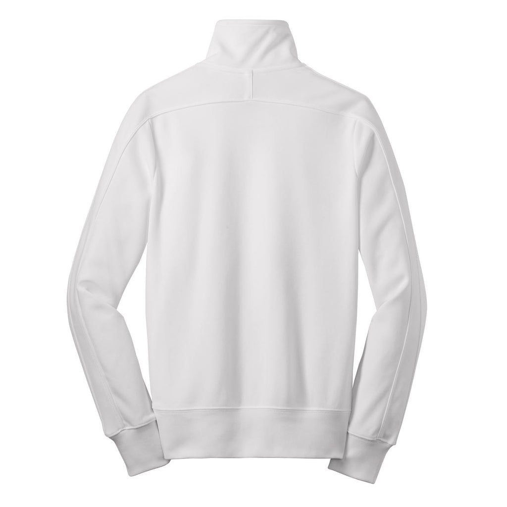 Nike Women's White N98 Track Jacket