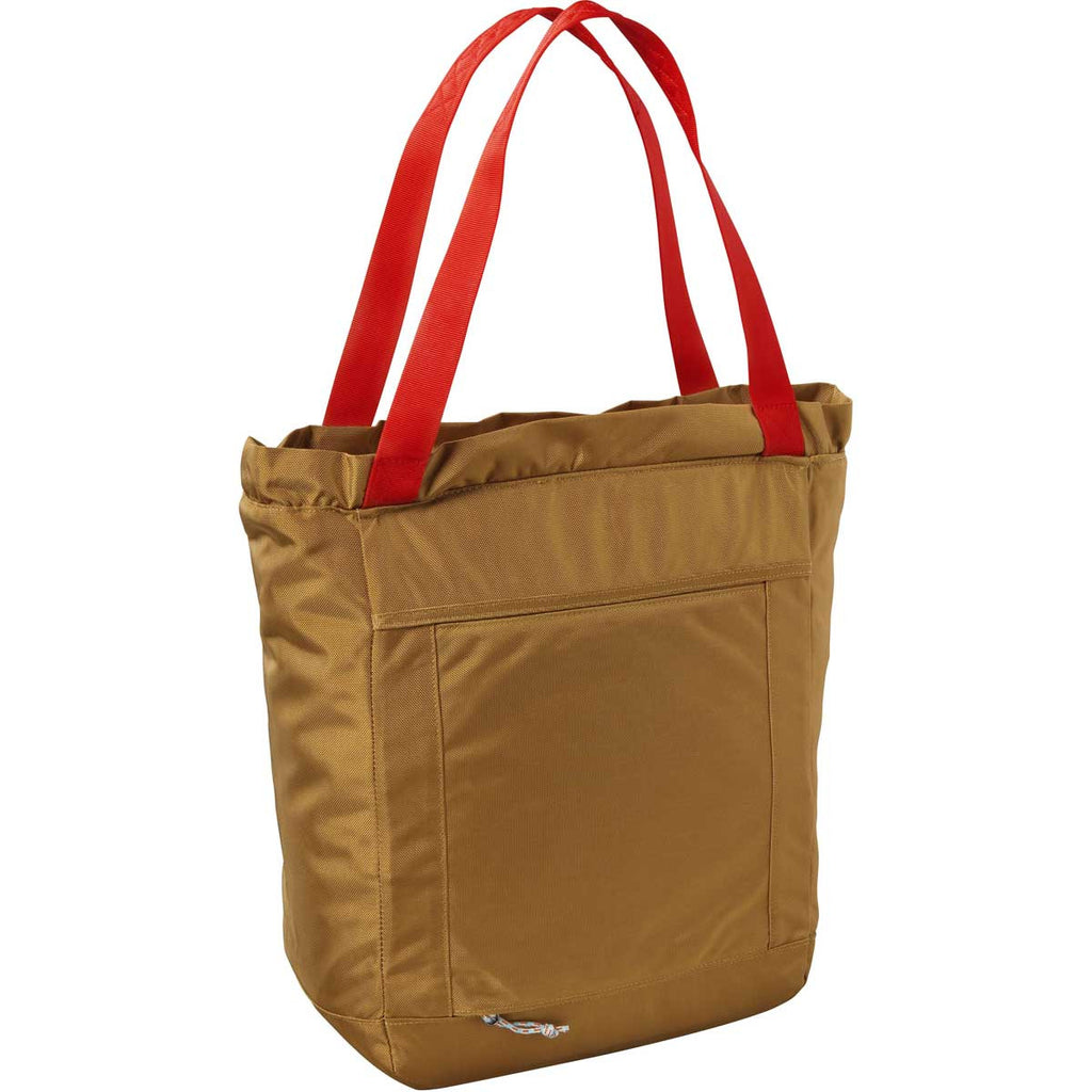 Patagonia Oaks Brown Headway Tote 20L