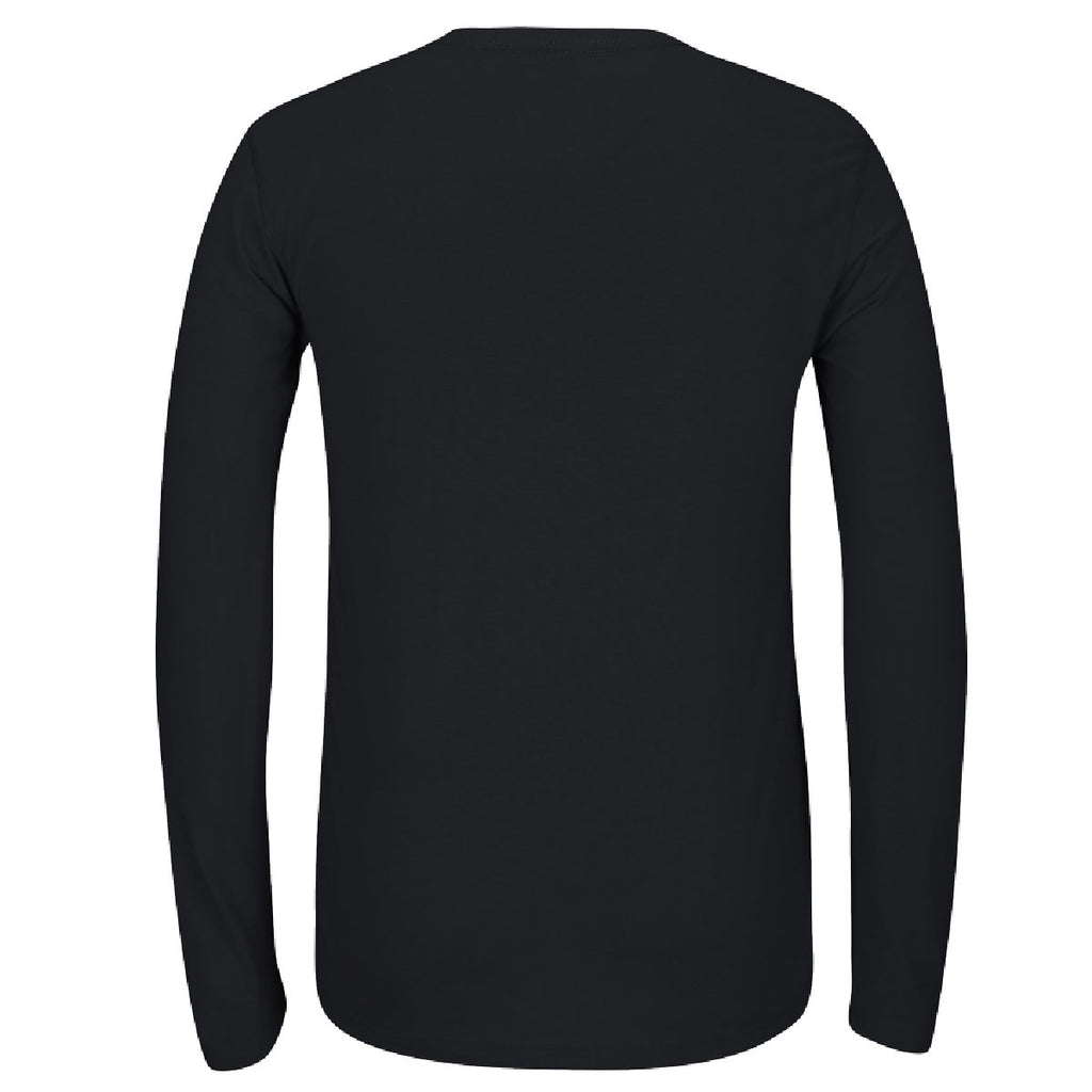 adidas Men's Black Climalite Ultimate Long Sleeve Tee