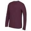 adidas-burgundy-ultimate-long-tee