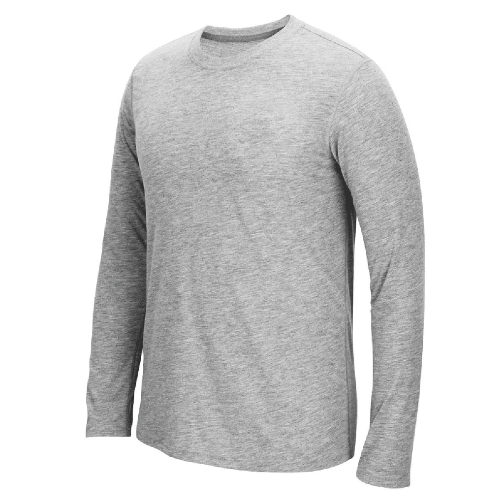 Product. Home; adidas Men's Heather Grey Climalite Ultimate Long Sleeve Tee