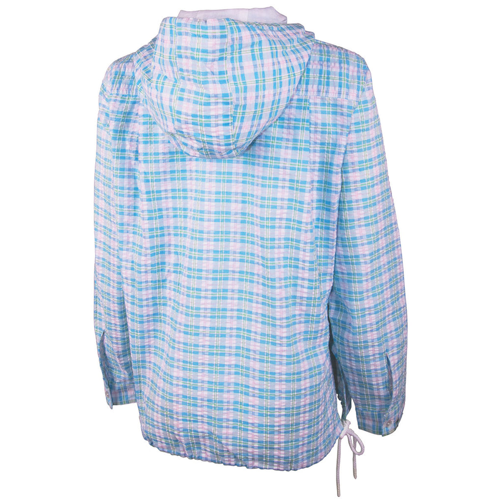 Charles River Women's Plaid Bar Harbor Pullover