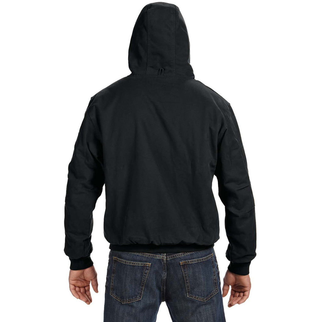 Dri Duck Men's Black Cheyenne Jacket