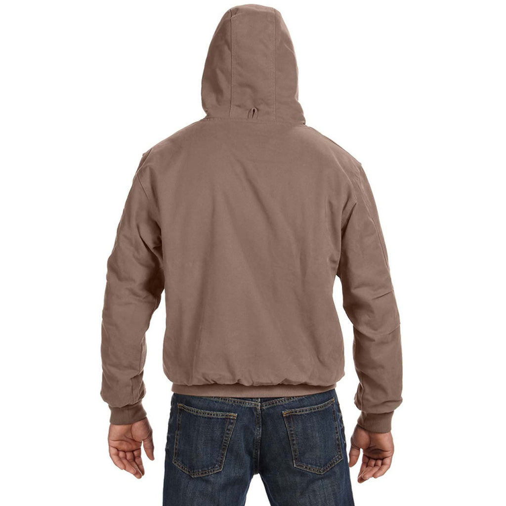 Dri Duck Men's Field Khaki Cheyenne Jacket