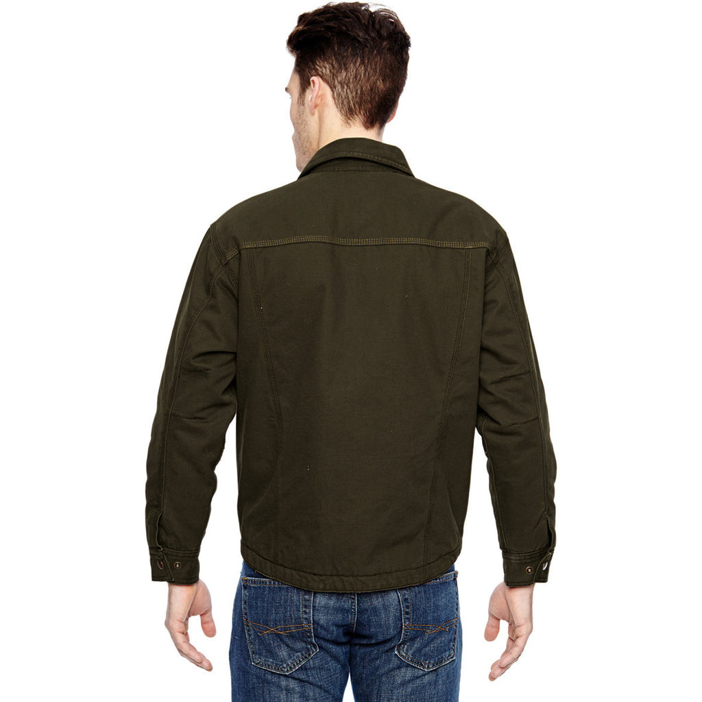 Dri Duck Men's Tobacco Flint Jacket