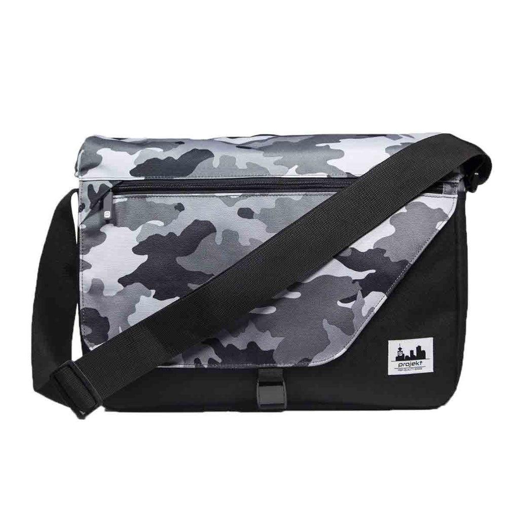 Projekt Urban Camo/Black Workshop Messenger